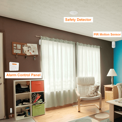 Zigbee Z Wave Dect Ule Technology Compare Security